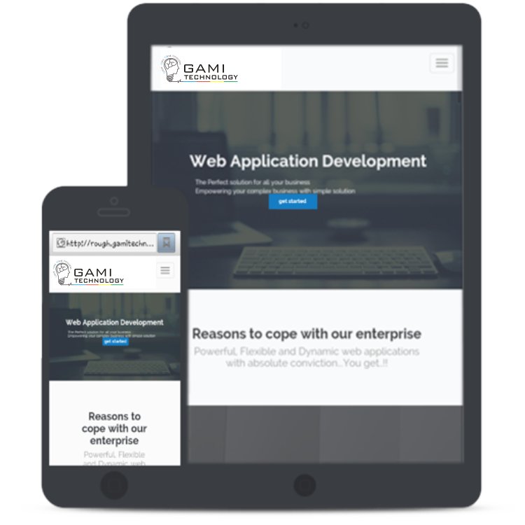 Web App Development, Mobile App Development, Website Design, I.T Company